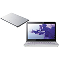 "Notebook Sony Vaio SVE14A15 Intel Core I5 2� Gera��o 6GB 640GB Led 14"", Teclado iluminado, Placa de v�deo 512MB dedicada, Windows 7 Home Premium, Prata - Sony"