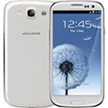 Smartphone Galaxy SIII Branco Display Super Amoled 4,8