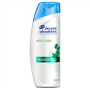 Shampoo Head & Shoulders Anticaspa Anticoceira (Emb. contém 1un. de 200ml)