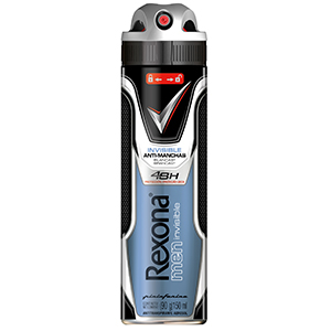 Desodorante Aerosol Men Invisible (Emb. contém 1un. de 150ml)