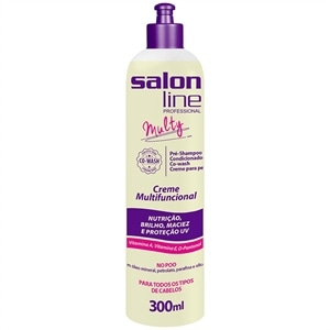 Creme Pentear Salon Line Multy (Emb. contém 1un. de 300ml)