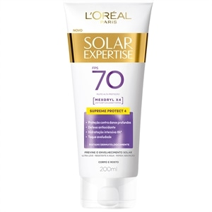 Protetor Solar Expertise Loreal Supreme Fps70 200ml
