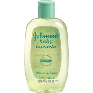 Lavanda Johnsons Baby (Emb. contém 1un. de 200ml)