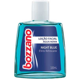 Locao  Pos Barba Night Blue (Emb. contém 1un. de 100ml) - Bozzano