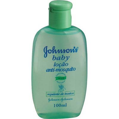 Repelente Johnsons Baby Anti- Mosquito (Emb. contém 1un. de 100ml)