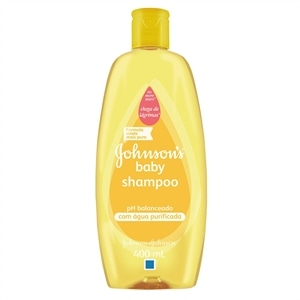 Shampoo Johnson Baby Regular (Emb. contém 1un. de 400ml)