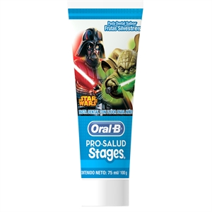Creme Dental Oral B Stages Star Wars (Emb. contém 1un. de 100g)