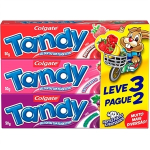 CR.DENT.TANDY SABORES 3X50G OF