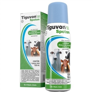 Tiguvon Spot-On Bayer Mata Bicheira (Emb. contém 1un. de 150ml)