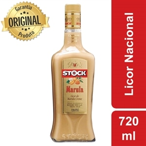 Licor Stock Gold Marula (Emb. contém 1un. de 720ml)