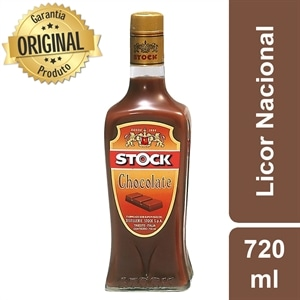 Licor Chocolate (Emb. contém 1un. de 720ml) - Stock