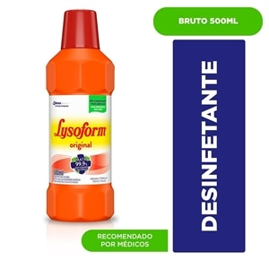 Desinfetante Bruto Original 500ml - Lysoform