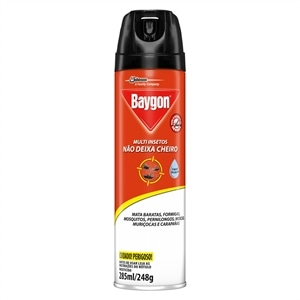 INSET.AER.BAYGON MULTIPL.285ML