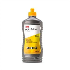 Cera Auto Brilho 3M Perfect-it (Emb. contém 1un. de 500ml)