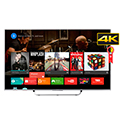 "Smart TV 55"" 3D Led Ultra HD 4k XBR-55X855 C , Android TV , Wif i , 4 HDMI , 3 USB , Grátis 1 Óculos 3D e One Flick (Emb. contém 1un.) - Sony"