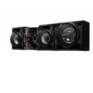 Mini System Genezi MHC-GTR555 3 CDs Changer   Duplo USB   Dj Effect   Child Lock   600W RMS (Emb. contém 1un.) - Sony