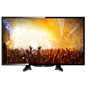 "TV 32"" LCD LED LE32H1461 HD   1 USB   2 HDMI (Emb. contém 1un.) - AOC"