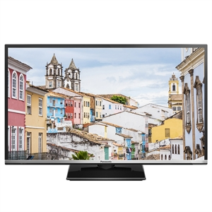 "Smart TV 32"" Panasonic LCD LED TC-32DS600B HD  2 HDMI  1 USB (Emb. contém 1un.)"
