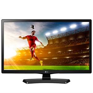 "TV 23.6"" LCD LED HD 24MT48DF-PS Função Monitor   HDMI   PIP   USB   Time Machine   Game Mode (Emb. contém 1un.) - LG"