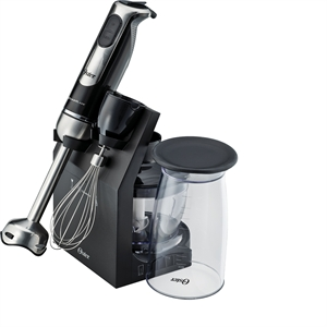 Mixer Oster High Power 2800 com Copo  Recipiente para Triturar  Batedor e Base 800W Preto 220V (Emb. contém 1un.)