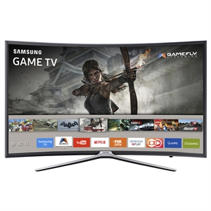 "Smart TV 49"" LCD LED Samsung   UN49K6500AGXZD  Full HD  Tela Curva  3HDMI   2USB(Emb. contém 1un.)"