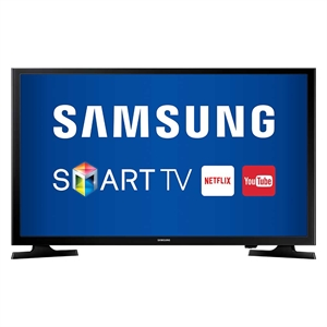"Smart TV 40"" Samsung LCD LED UN40J5200AGXZD Full HD WiFi  USB  HDMI  Wireless  Screen Mirroring (Emb. contém 1un.)"