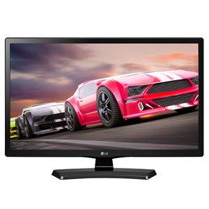 "TV 23 6"" LCD LED HD 24MT49DF-PS   USB   HDMI   Função Monitor   DTV   Gaming Mode   Time Machine Ready (Emb. contém 1un.) - LG"