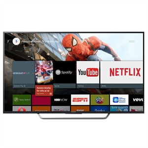 "Smart TV 65"" LCD LED Sony KD- 65X7505D 4K   HDR   WiFi   3 USB   4 HDMI   Motion Flow 960   Photo Sharing (Emb. contém 1un.)"