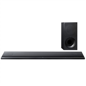 Sound Bar HT-CT-390 180W Subwoofer Wireless 2.1 Canais HDMI  Bluetooth  NFC (Emb. contém 1un.) - Sony