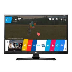 "Smart TV Monitor 28"" LCD LED LG 28MT49S-PS DTV Entrada HDMI USB (Emb. contém 1un.)"