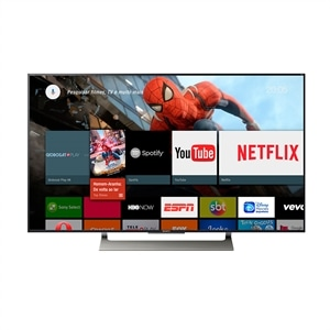 "Smart TV 55"" Sony XBR55X905E 4K  Android  TV Triluminos Motionflow (Emb. contém 1un.)"