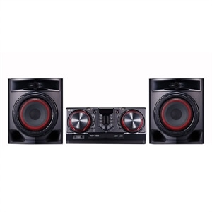 Mini System LG Xboom CJ44 440W Multi Bluetooth Dual USB Sound Sync Wireless (Emb. contém 1un.)