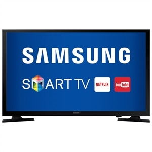 "Smart TV LED 43"" Samsung UN43J5200AGXZD Full HD com Wi-Fi  1 USB  2 HDMI e 60Hz"