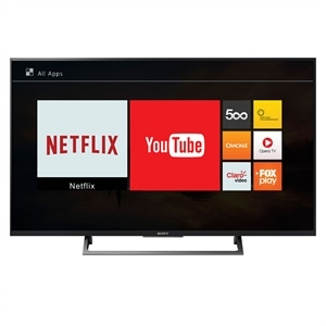 "Smart TV 49"" Sony LCD LED KD-49X705E 4K XR240 Motionflow x Reality Pro (Emb. contém 1un.)"