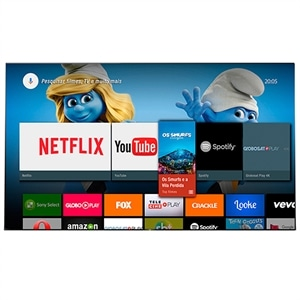 "Smart TV 65"" LCD Oled Sony XBR-65A1E 4K Ultra HD  Android  TV Trilumibus Motionflow (Em.contém 1un.)"