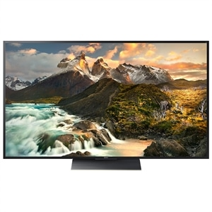 "Smart TV 75"" Sony LCD LED XBR75Z9D 4K Android  TV Triluminos XDR Motionflow 1440Hz (Emb. contém 1un.)"