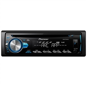 Som Automotivo Pioneer DEH-X10BR CD USB Mixtrax Flashing Light (Emb. contém 1un.)