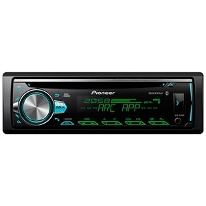 Som Automotivo Pioneer DEH-X50BR CD  USB  Mixtrax Bluetooth Flashing Light (Emb. contém 1un.)