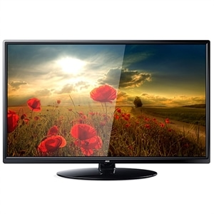 "TV 24"" LCD LED AOC LE24M1475 HD  2 HDMI  1 USB (Emb. contém 1un.)"