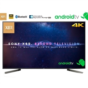 "Smart TV 85"" LCD LED Sony XBR85X905E 4K  Android  TV Triluminus XDR X-Motion Clarity (Emb. contém 1un.)"