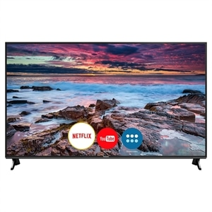 "Smart TV LED 65"" Panasonic TC-65FX600B 4K Ultra HD HDR com Wi-Fi  3 USB  3 HDMI  Hexa Chroma  My home Screen e Ultra Vivid"