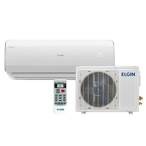 Ar Condicionado Split Elgin 18.000BTUS HWF18 Eco Power Kit Interno + Externo Frio 220V (Emb. contém 1un.)