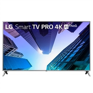 "Smart TV LED 75"" LG 75UK651C 4K Ultra HD com Wi-Fi   2 USB  4 HDMI  Time Machine  Painel IPS  Modo Hotel e 120Hz"
