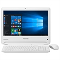 "Micro All in One Union UL7550 Intel Core I3 , 4GB RAM , HD 500GB , Tela 18.5"" , Windows 10 , Branco Mervtr (Emb. contém 1un.) - Positivo"