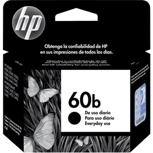 Cartucho HP 60 CC636WB Every Day Preto 4480 4580 4780 (Emb. contém 1un. de 4ml)