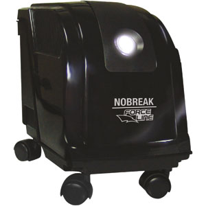 Nobreak Force Line Office Security 1000VA  4 Tomadas  NP Bivolt Preto 110V (Emb. contém 1un.)