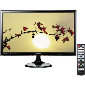 "TV 24"" LCD LED Samsung LT24A550 DVI  HDMI  Full HD  USB  Conversor Digital (Emb. contém 1un.)"