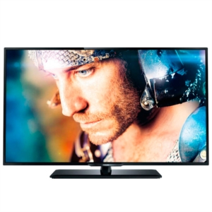 "Smart TV 43"" LCD LED Philips 43PFG5100/78 Full HD Single Core  120Hz  3 HDMI  1 USB  (Emb. contém 1un.)"