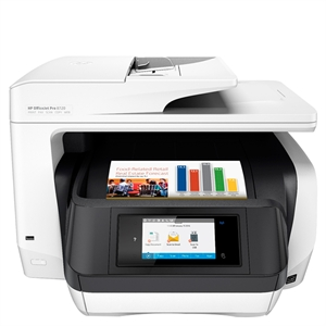 Multifuncional HP Officejet Pro 8720 D9L19A All In One WiFi Fax Bivolt (Emb. contém 1un.)