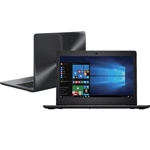 "Notebook Positivo Pentium Braswell N3710  Stilo One XC5631  Tela 14""  4GB RAM  HD 32GB  Windows 10 Home  Chumbo (Emb. contém 1un.)"
